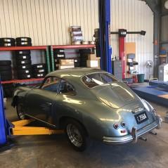 Rare Porsche 456