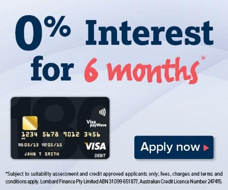Lombard Free Interest Finance
