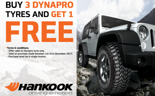 HANKOOK Promotion