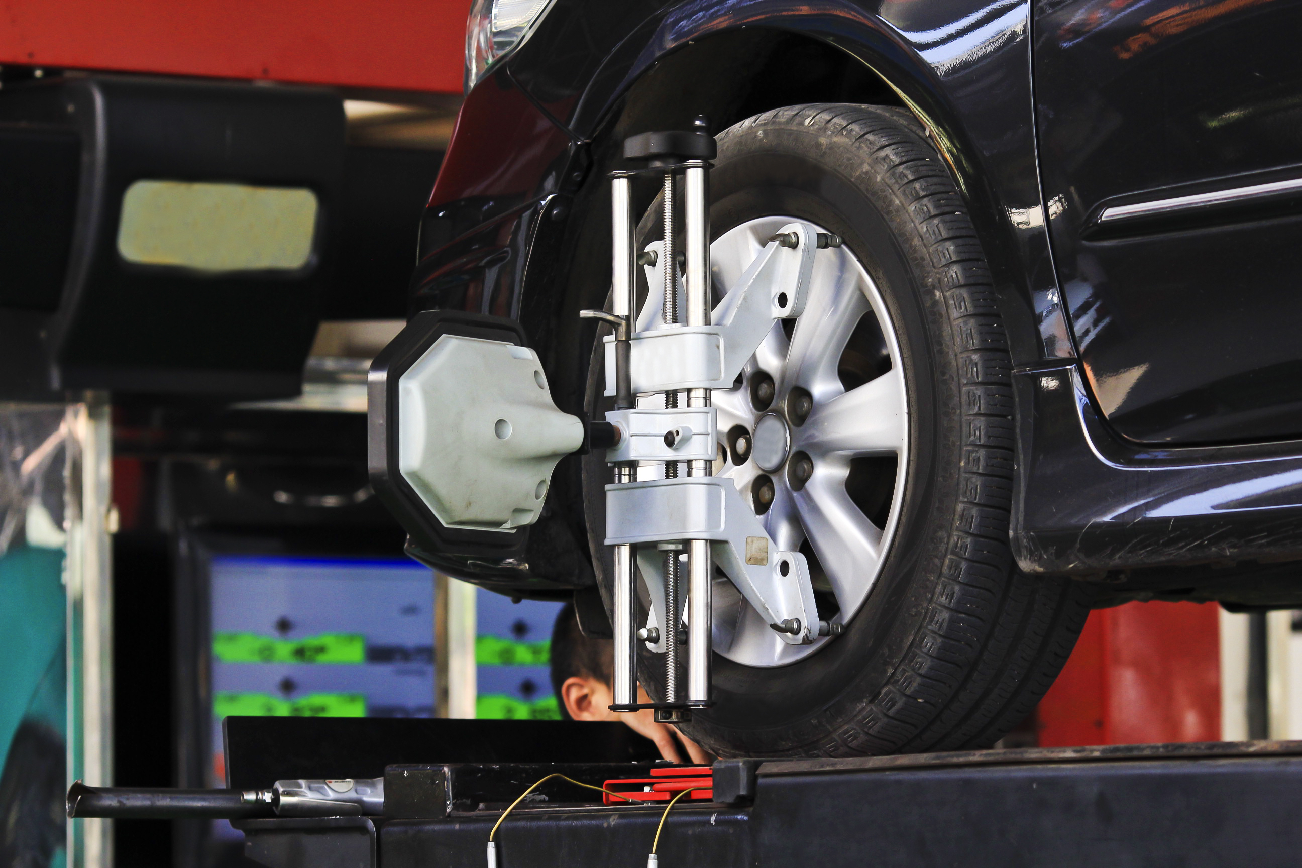 Capped Tyre Servicing