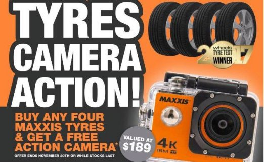 Maxxis Promotion