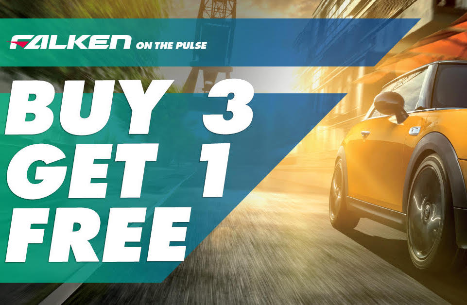 Falken Tyres Limited Special