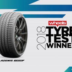 Falken Wins Wheels Tyre Test